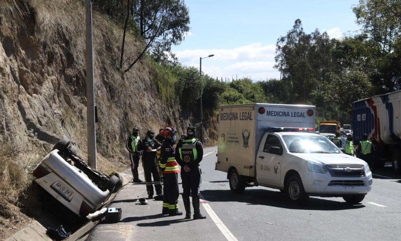 Accidente - Simón Bolívar - Muerto