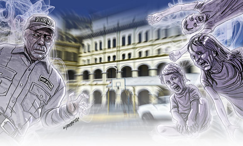 Fantasmas - Enigmas - La Salle