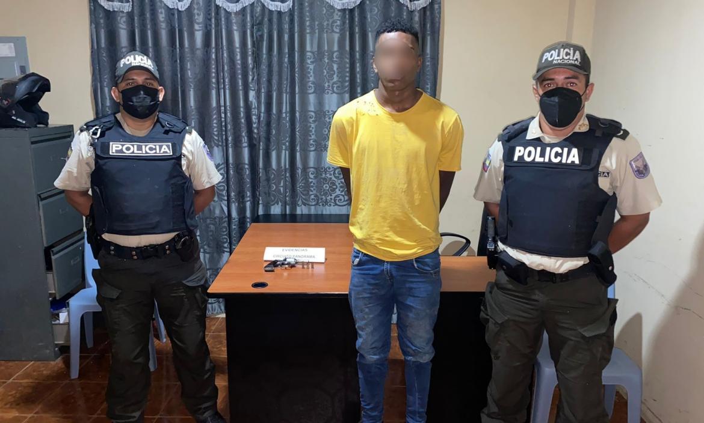 detenido Durán