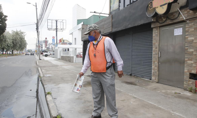 Accidente - Indígena - Quito