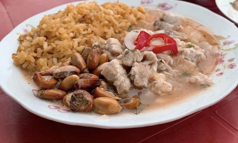 El ceviche con arroz con pollo alcanza la glora.