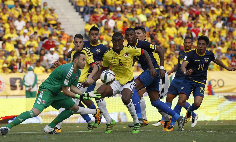 COLOMBIA VS ECUADOR (5122204)