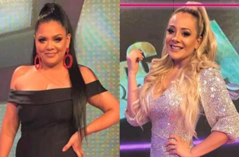 Priscilla Tomalá y Cinthya Naveda reemplazarán al 'Cuy' y a la 'Suka'.