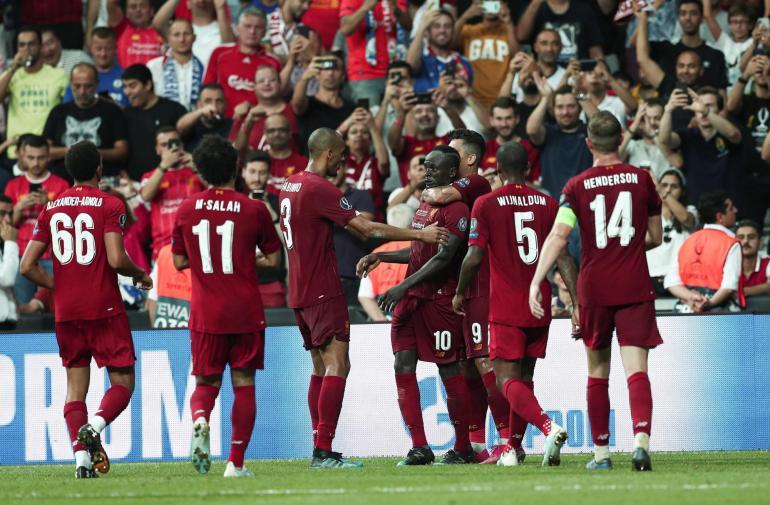 UEFA Super Cup - Liverpool FC vs Chelsea FC