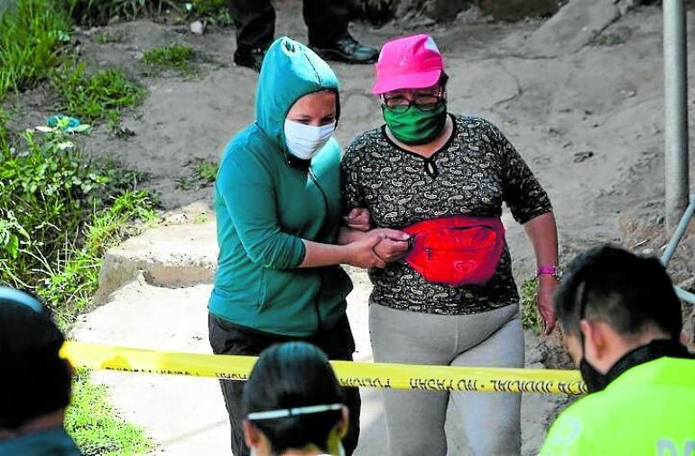 Crimen - Transexual - Quito