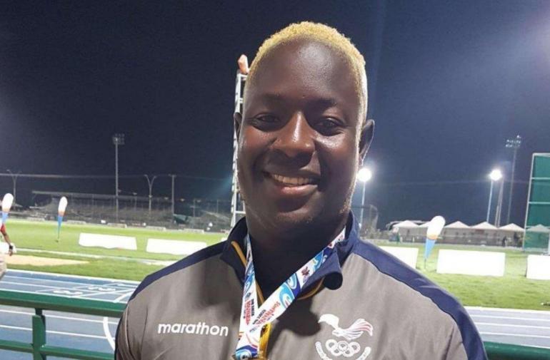 Caicedo se despide de los JJ.OO. de Tokio 2020.