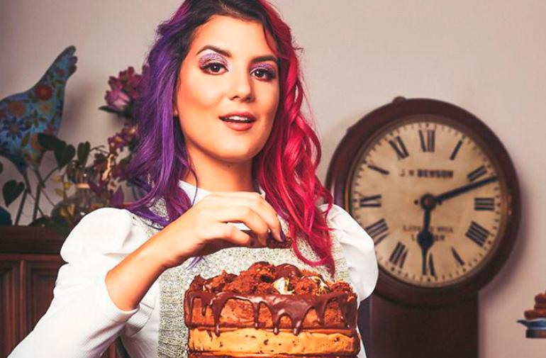 Anita Belén se graduó en la escuela de pastelería referente del mundo, en Madrid.
