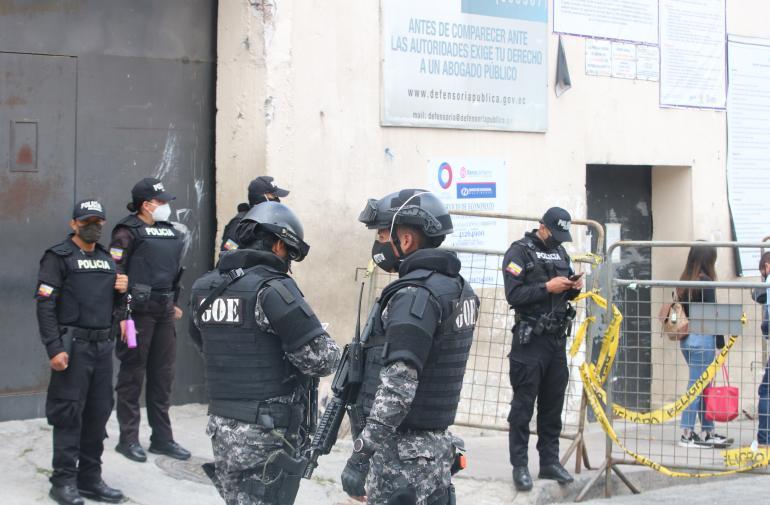 Salcedo - Detención - El Inca