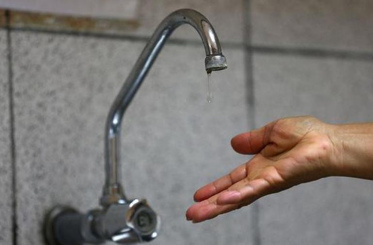Imagen agua corte