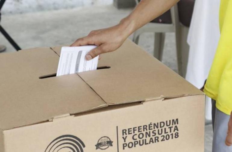 Imagen voto cne