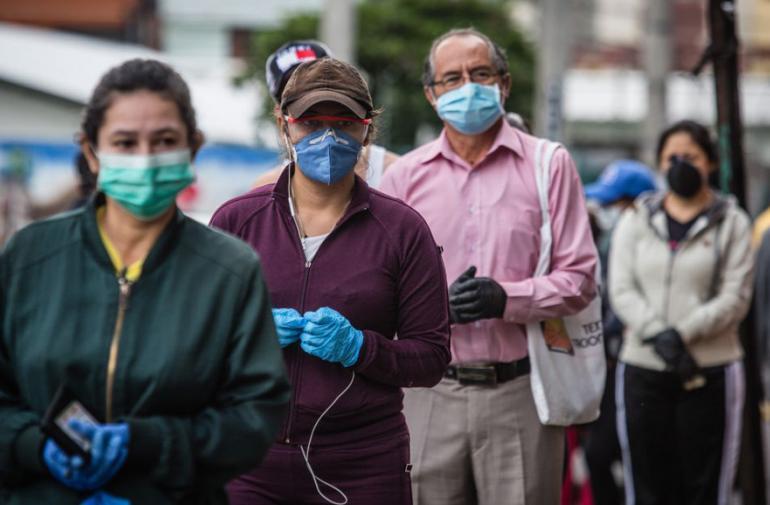 El coronavirus continúa llevándose a los ecuatorianos al 'más allá'.