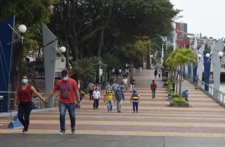 El Malecón Simón Bolívar sí abrirá para el feriado de Difuntos.
