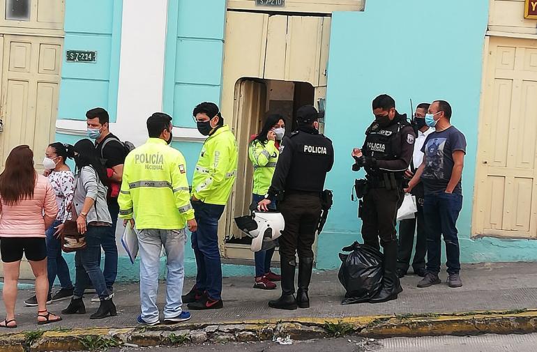 Femicidio  - La Libertad - Quito