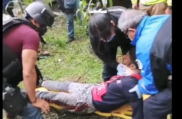 Detenido - Secuestro - Quito