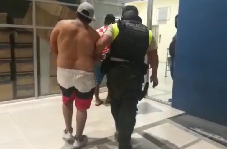 detenidos droga 2