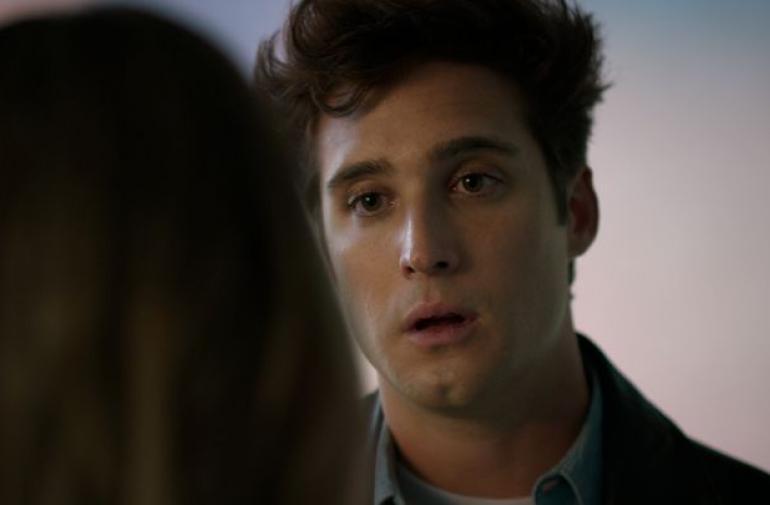 La escena más emotiva de la segunda temporada de Luis Miguel, la serie.