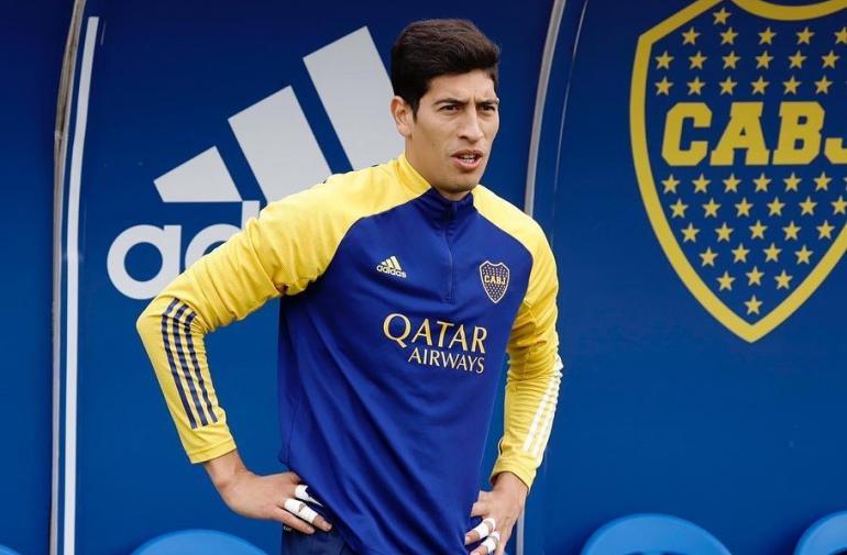 Esteban Andrada, arquero de Boca Juniors, da positivo para COVID-19