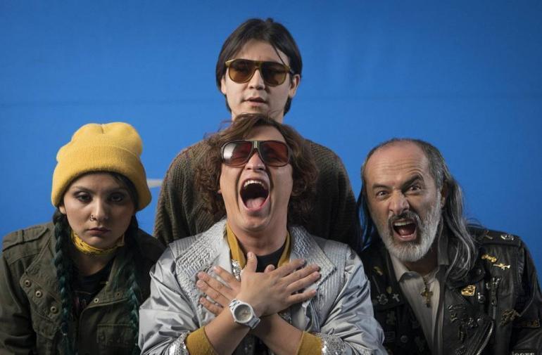La cinta de Enchufe Tv se estrenó en una plataforma 'gringa'