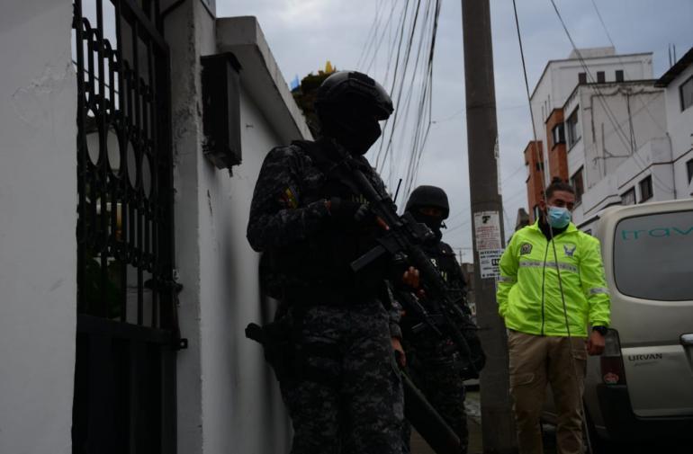 Detenido - Pornografía infantil - Quito