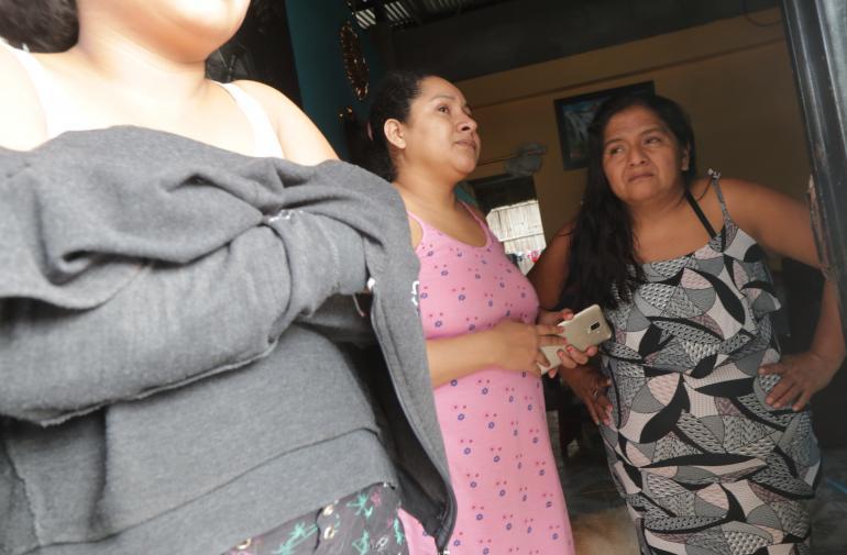 Minutos antes de su muerte Justin Heredia Gómez había compartido con su novia, una adolescente de 15 años.
