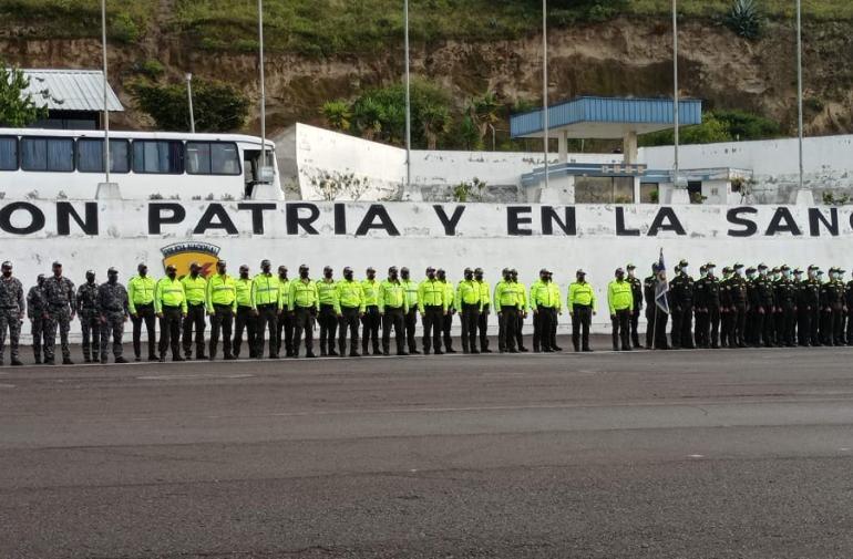 policias capa