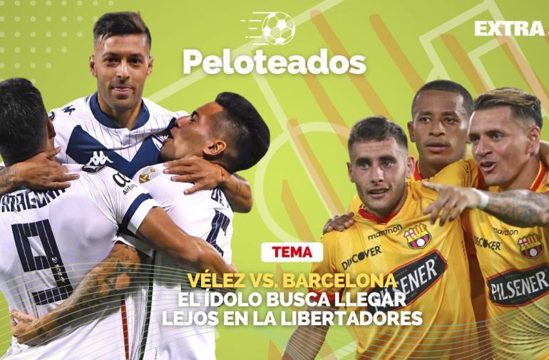 Barcelona enfrenta a Vélez Sarsfield, por Copa Libertadores.