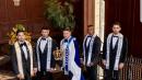 Los cinco ganadores del Mr Rey Ecuador