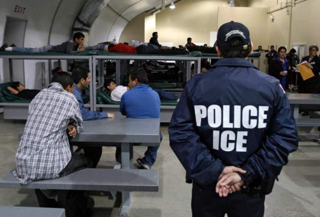 EE.UU. detuvo a más un millón inmigrantes en la frontera sur en nueve meses