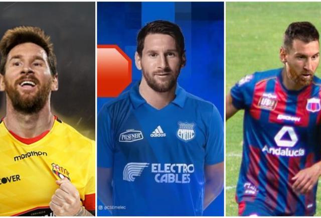 Oficial: Messi ya tiene equipo.