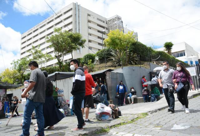 Coronavirus en Ecuador: 1.576 nuevos casos en las últimas 24 horas