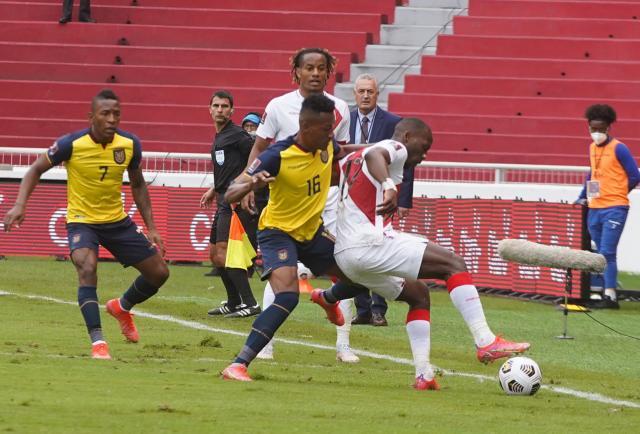La selección de Ecuador se centra en la Copa América de Brasil
