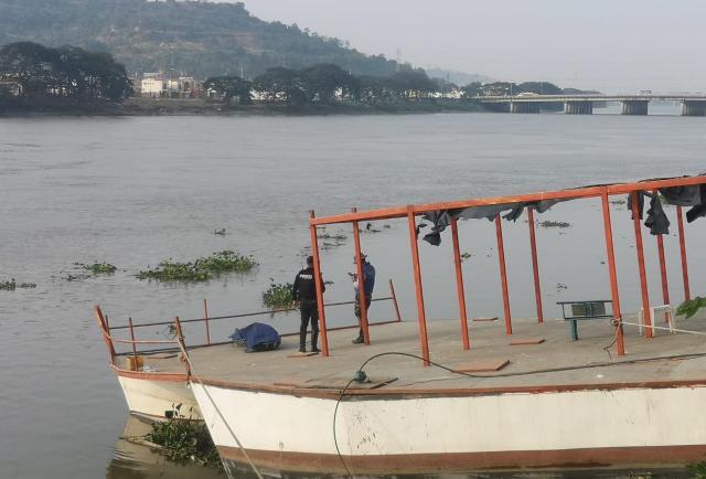 Venezolano murió ahogado por lanzarse al río Daule