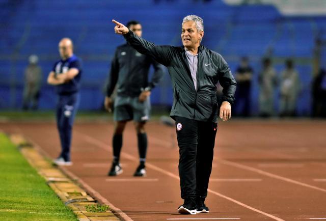 Reinaldo Rueda valora a Ecuador como un equipo que hace un 'fútbol muy vertical'