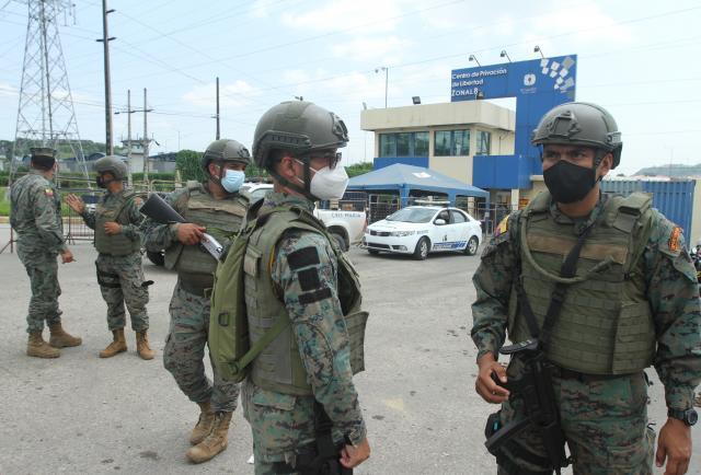 Otra balacera en la 'peni' de Guayaquil