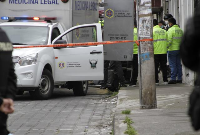 ¡El cacheo les falló a los policías baleados en Quito!