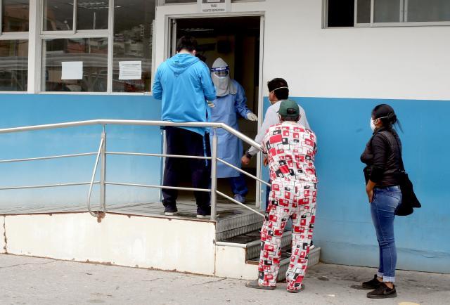 COVID-19: Ecuador registra 446.633 contagios y 21.304 decesos