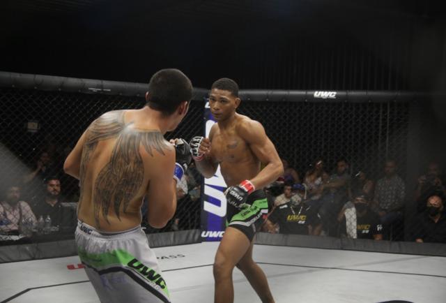 Morales, cerca de meterse a la UFC