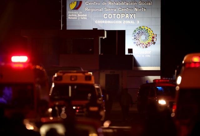 En la cárcel de Latacunga: Policía fue violada durante los disturbios