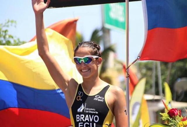 Tokio 2020: La triatleta Elizabeth Bravo compite en sus terceros Juegos Olímpicos