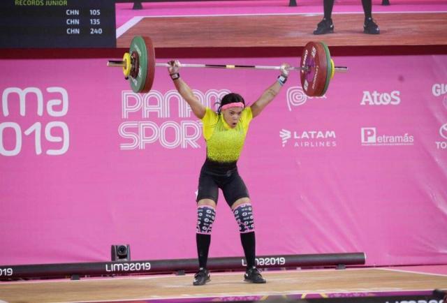 Angie Palacios: ¡Una más y no jod... más!