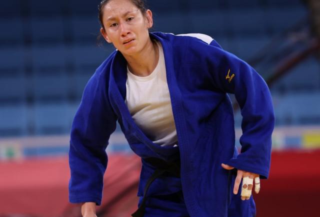 Tokio 2020: La judoca Estefanía García es derrotada por la polaca Agata Ozdoba