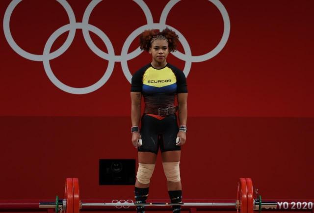 Angie Palacios: ¡No hay medalla, pero hay diploma!