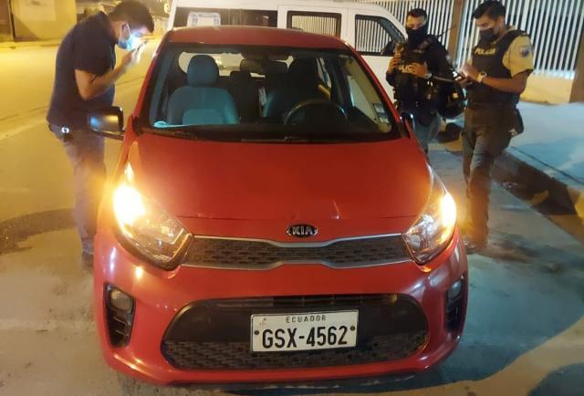 En Durán, de un tiro acabaron con la vida de un taxista informal