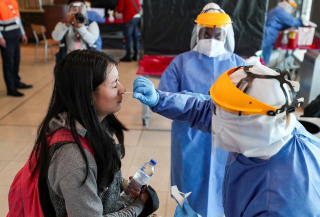 Ecuador acumula 482.947 casos de covid-19, con 30.321 fallecidos