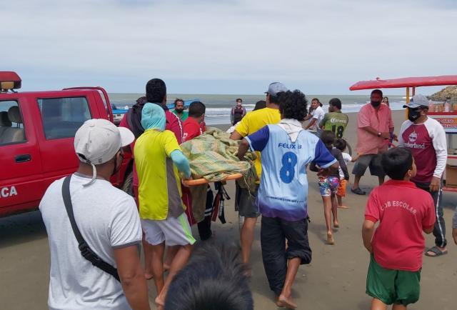 Playas: Se llevaron el camarón y su vida