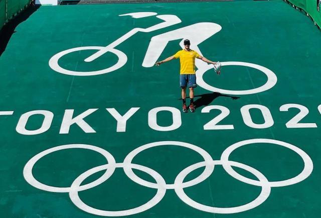 Alfredo Campo apunta a la medalla olímpica