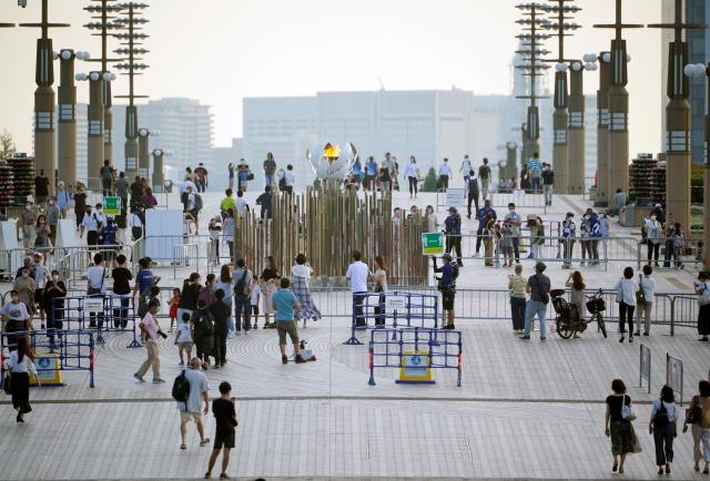 Preocupación en Japón por récord de contagios de covid-19 y el 'efecto olímpico'