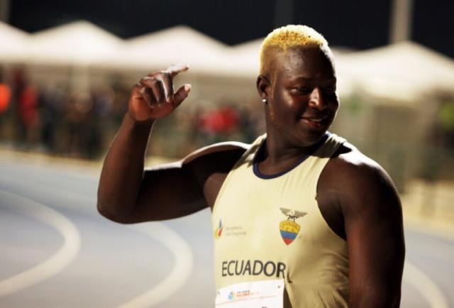Juan Caicedo entra en acción en los Juegos Olímpicos de Tokio 2020