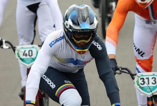 Tokio 2020: Alfredo Campo se asegura diploma olímpico tras meterse en la final BMX