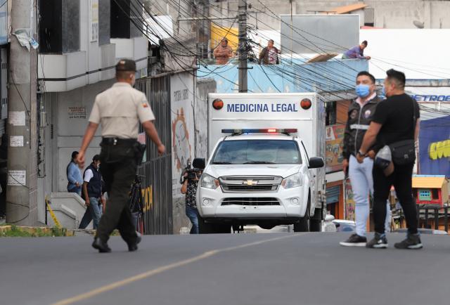 Dos asesinatos en Quito, sicarios se 'desataron'